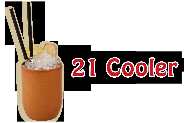 21 Cooler